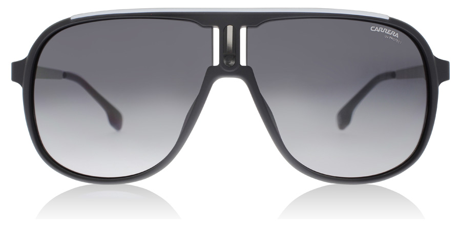 Carrera CA1007/S 1007/S Matt svart 003 62mm