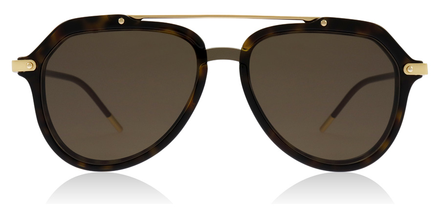 Dolce and Gabbana DG4330 Havana 502/73 22mm