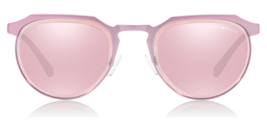 Emporio Armani EA2067 Metallized Pink 32737V 54mm