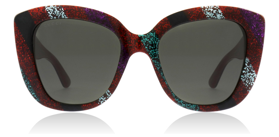 Gucci GG0327S Multicolour 005 52mm
