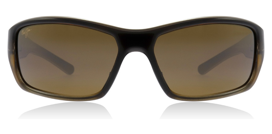 Maui Jim Barrier Reef H792-16B Brun / Guld 16B 62mm Polariserade