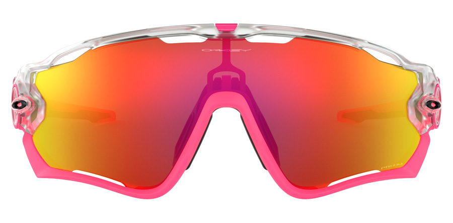 Oakley Jawbreaker OO9290 Transparent / Rosa 39 31mm