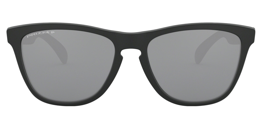 Oakley Frogskins OO9013 Matte Black F7 55mm Polariserade