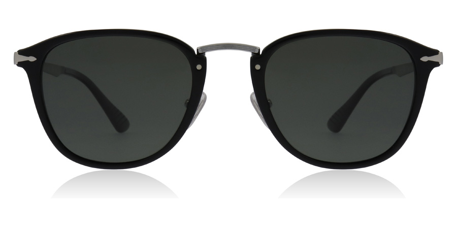 Persol PO3165S Svart 95/58 52mm Polariserade