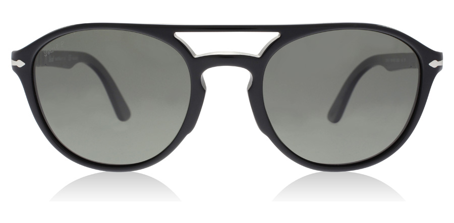 Persol PO3170S Svart 901458 52mm Polariserade