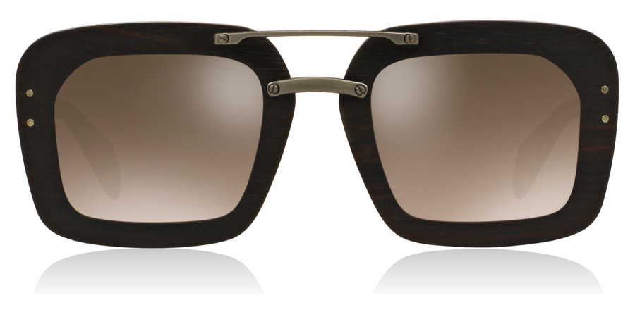 Prada PR30RS Ebony Malabar UBT4O2 51mm