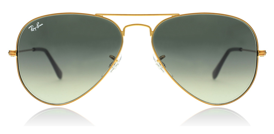 Ray-Ban RB3025 Glansig Brons 197/71 58mm