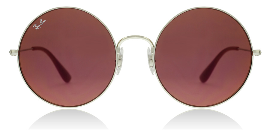 Ray-Ban RB3592 Silver 003/D0 55mm