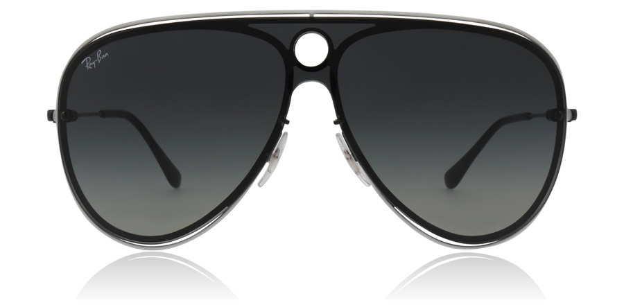 Ray-Ban RB3605N Svart / Vit 909511 32mm
