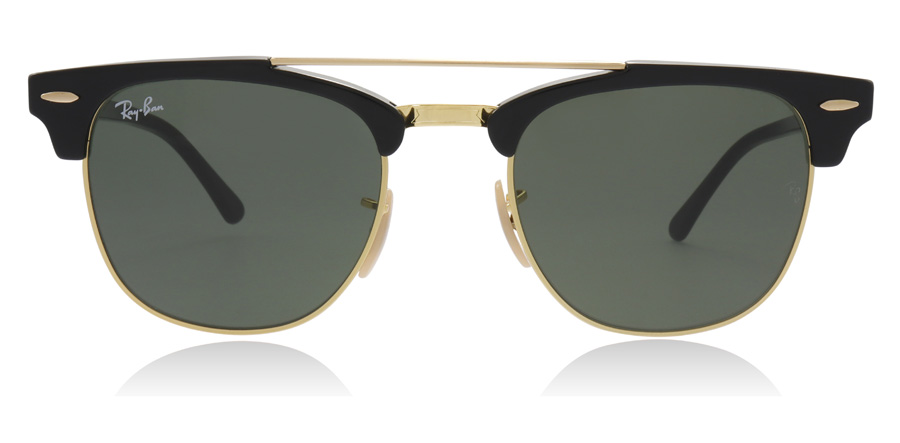 Ray-Ban RB3816 Clubmaster Black 901 51mm