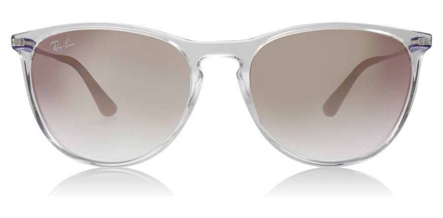 Ray-Ban Junior RJ9060S Age 8-12 Years Transparent / Violett 7030B9 50mm