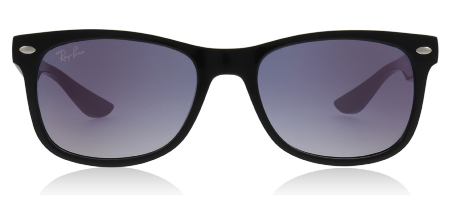 Ray-Ban Junior RJ9052S 7-10 Years Black 100/X0 48mm