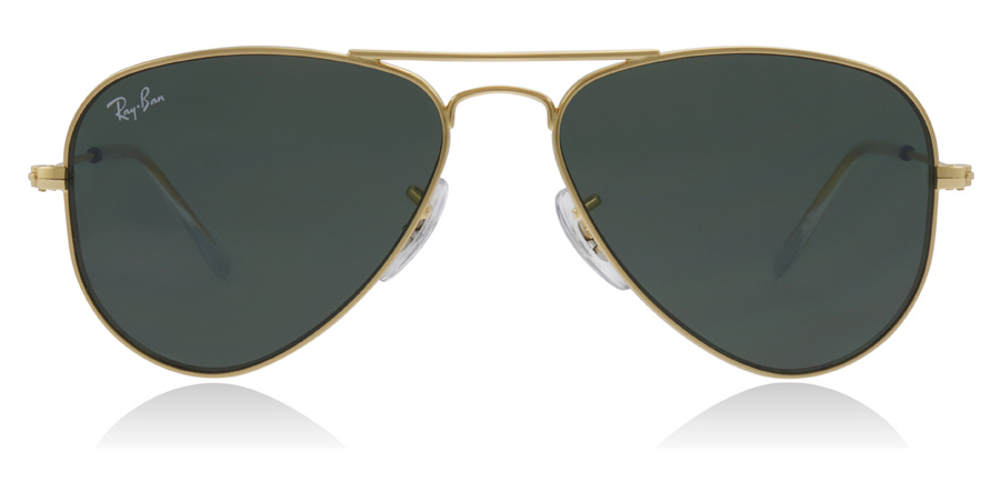 Ray-Ban Junior RJ9506S 4-8 Years Aviator Gold 223/71 52mm