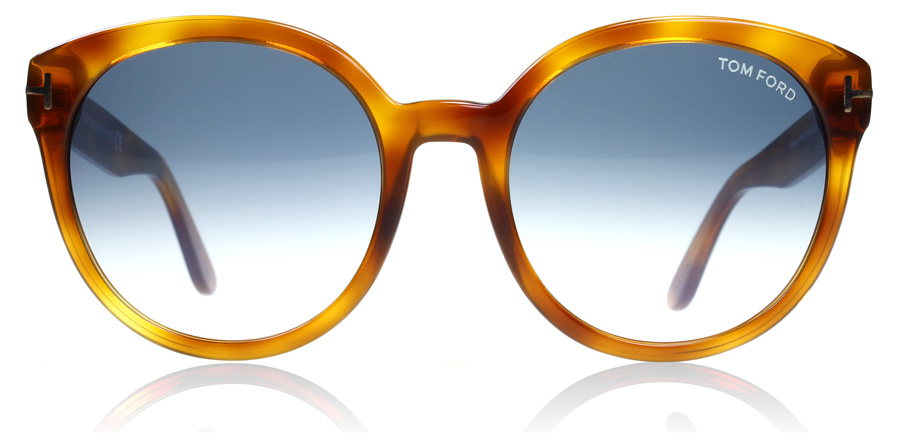 Tom Ford Phillipa FT0503 Blond Havana 53W 55mm