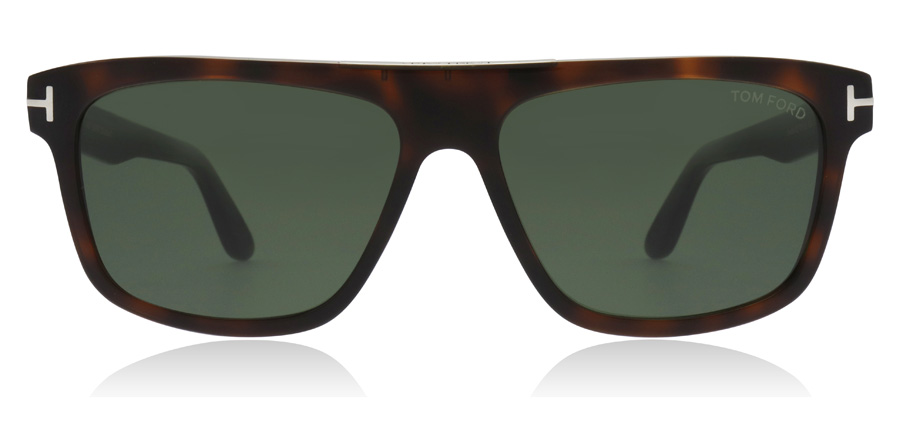 Tom Ford Cecilio FT0628 Mörk Havana 52N 57mm