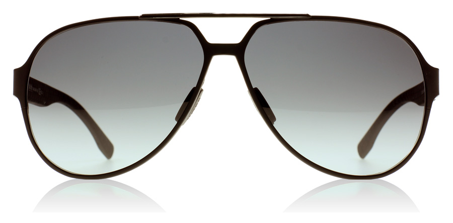 Hugo Boss 0669/S Matt Svart / Karbon 7A0 63mm