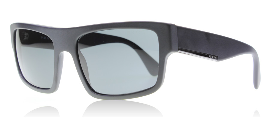 Image of   Prada 04RS Solglasögon Matte svart 1B01A1 58mm