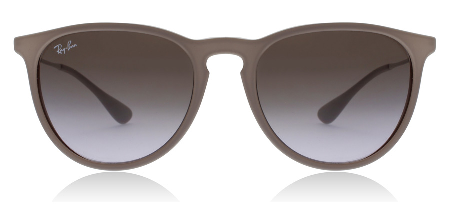 Ray-Ban Erika RB4171 Sand / Gummi 600068 54mm
