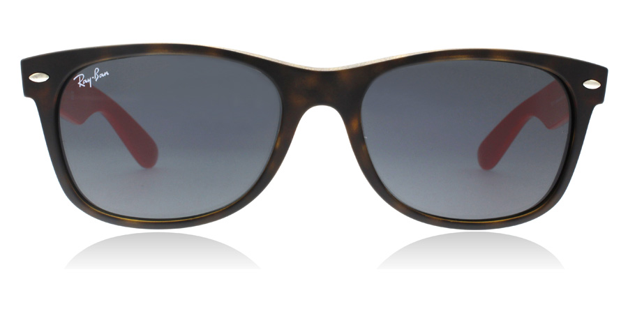 Ray-Ban RB2132 Sköldpaddsmönster / Blå Orange 6180R5 55mm