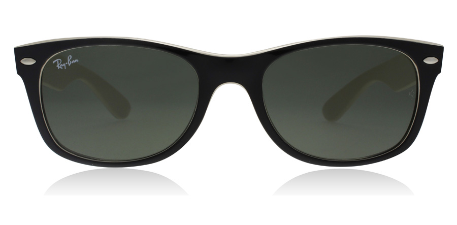 Ray-Ban RB2132 New Wayfarer Svart 2132 875 52mm