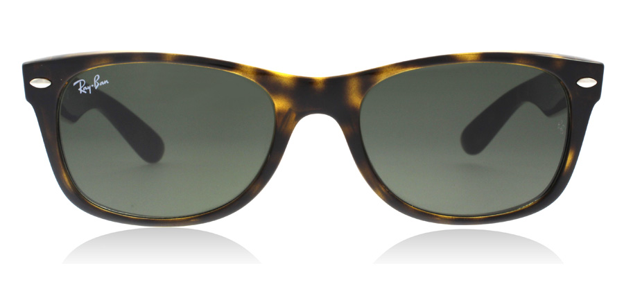 Ray-Ban RB2132 New Wayfarer Sköldpaddsmönster 902 52mm