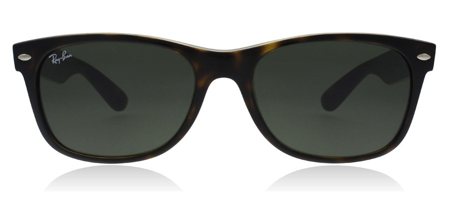 Ray-Ban RB2132 New Wayfarer Sköldpaddsmönster 902L 55mm