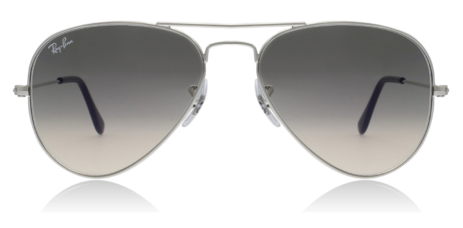 Ray-Ban RB3025 Silver 003/32 58mm