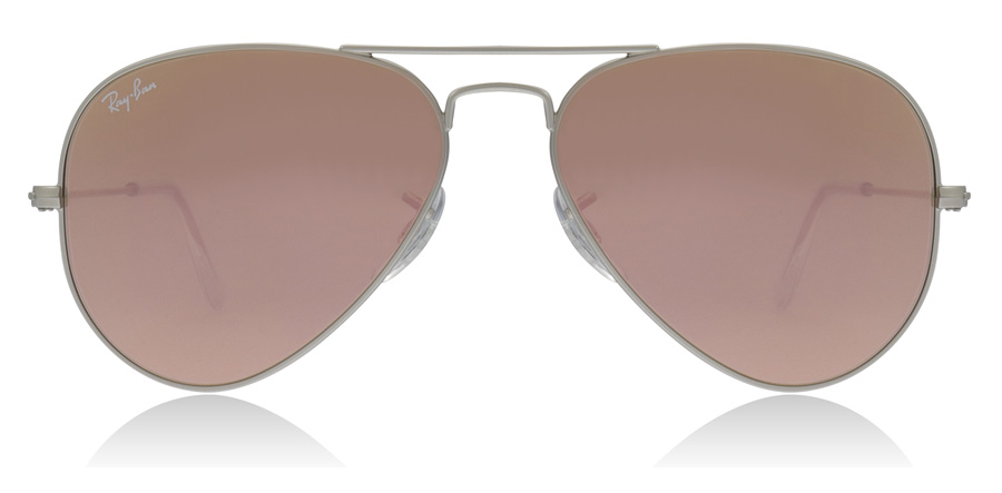 Ray-Ban RB3025 Silver 019/Z2 55mm