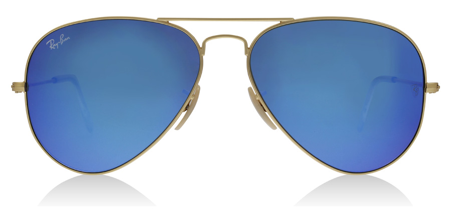 Ray-Ban RB3025 Mattguld 112/17 58mm