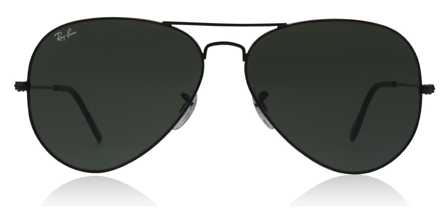 Ray-Ban Aviator RB3026 Svart L2821 62mm