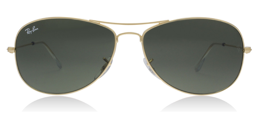 Ray-Ban RB3362 Cockpit Guld 001 56mm