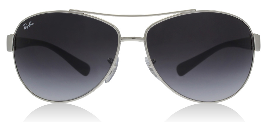 Ray-Ban RB3386 Silver 003/8G 63mm