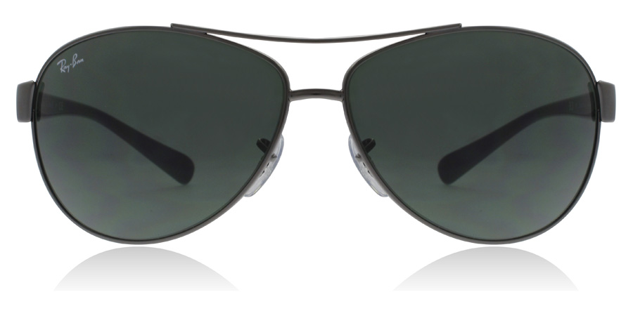 Ray-Ban RB3386 Stålgrå / Svart 004/71 67mm
