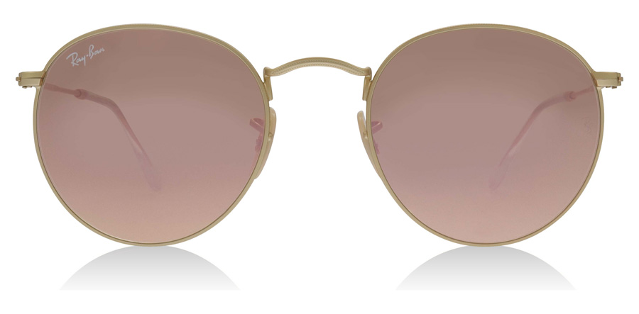 Ray-Ban RB3447 Matt Guld 112/Z2 50mm