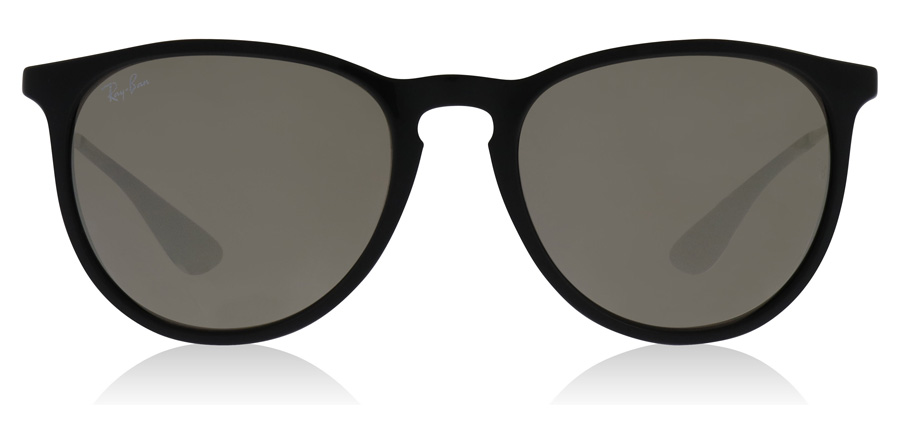 Ray-Ban Erika RB4171 Svart 601/5A 54mm