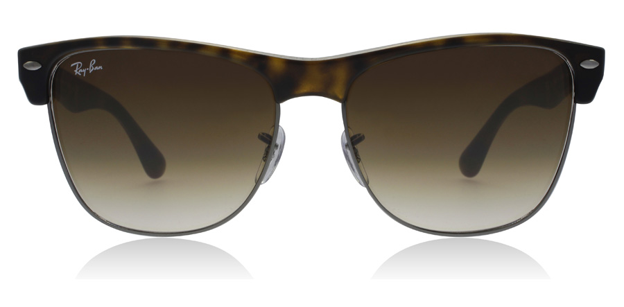 Ray-Ban Oversized RB4175 Sköldpaddsmönster 878/51 57mm