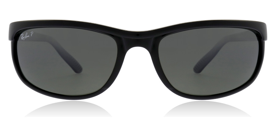 Ray-Ban 2027 Predator II Svart 601/W1 62mm Polariserade