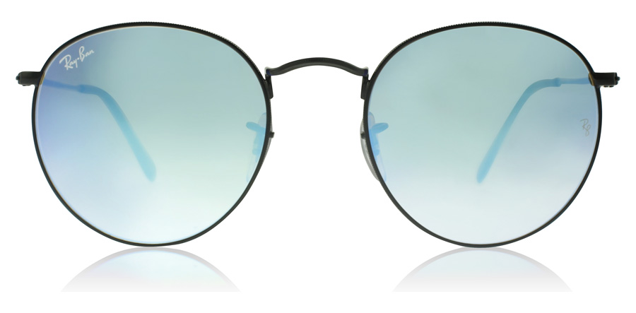 Ray-Ban RB3447 Svart 002/4O 50mm