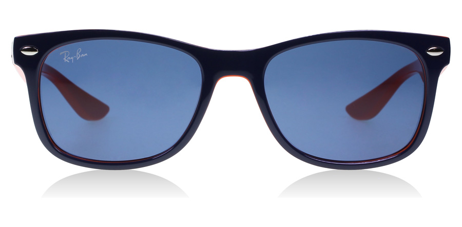 Ray-Ban Junior RJ9052S Age 8-12 Years Blå / Orange 178/80 47mm