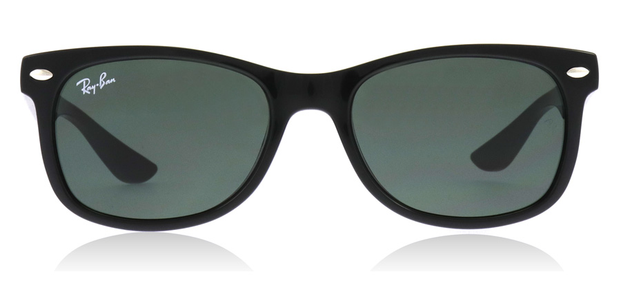 Ray-Ban Junior RJ9052S Age 8-12 Years Svart 100/71 47mm