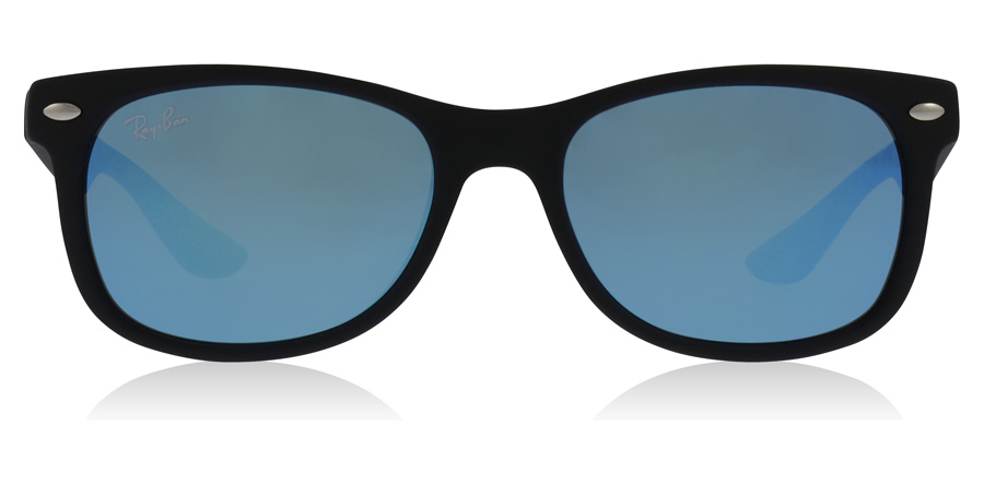 Ray-Ban Junior RJ9052S Age 12-15 Years Svart 100S55 48mm