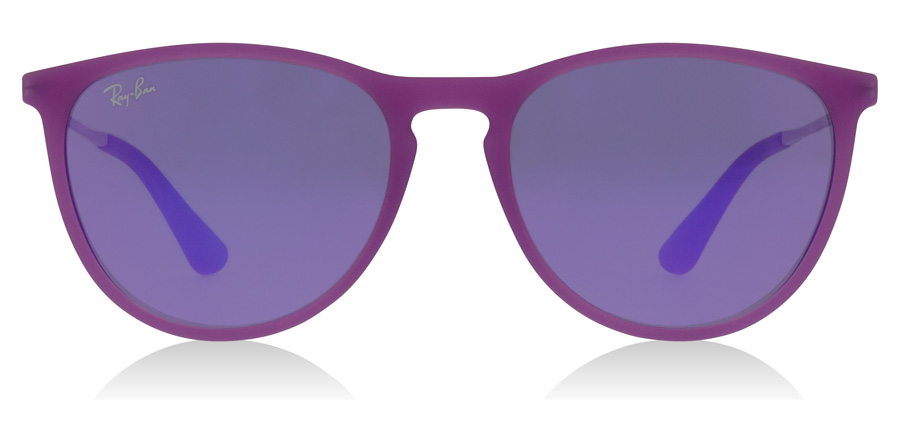 Ray-Ban Junior RJ9060S Age 8-12 Years Lila 70084V 50mm