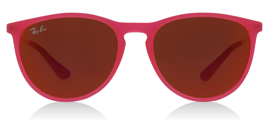 Ray-Ban Junior RJ9060S Age 8-12 Years Rosa 70096Q 50mm