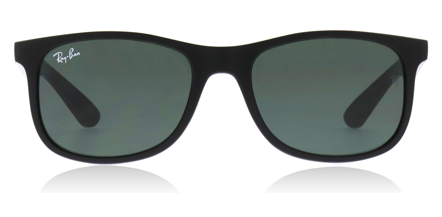 Ray-Ban Junior RJ9062S 12-15 Years Age Matt Svart 701371 48mm