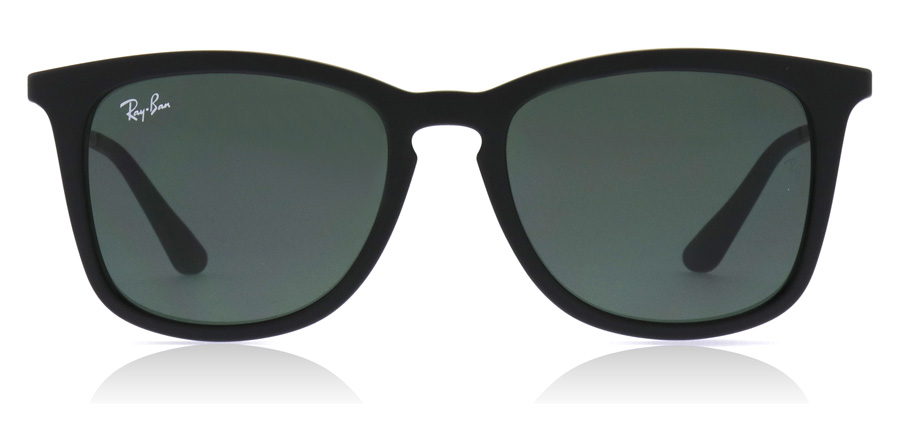 Ray-Ban Junior RJ9063S Age 8-12 Years Svart Gummi 700571 48mm