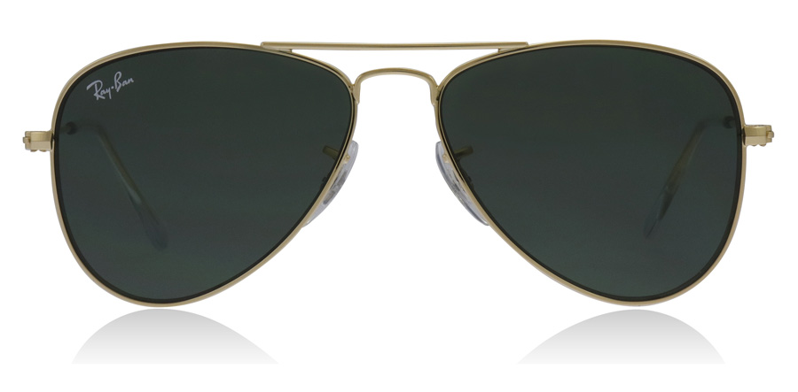Ray-Ban Junior RJ9506S Age 4-8 Years Guld 223/71 50mm