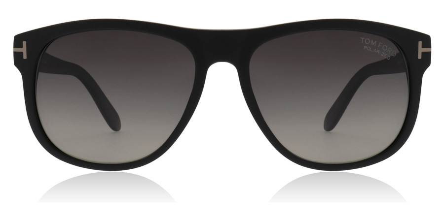 Tom Ford Olivier 0236/S Matt Svart 02D 58mm Polariserade