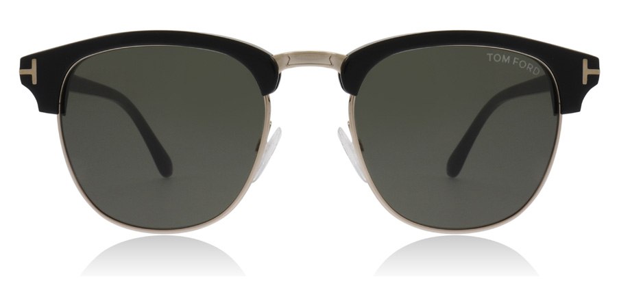 Tom Ford Henry 248 Svart 05n 51mm