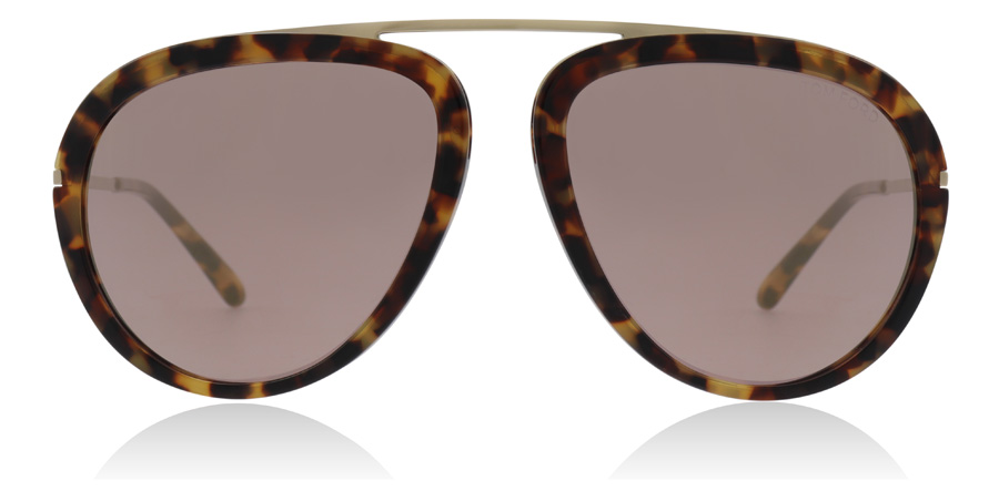 Tom Ford Stacy 452 Sköldpaddsmönster 53Z 57mm