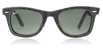Ray-Ban RB2140 Svart Denim